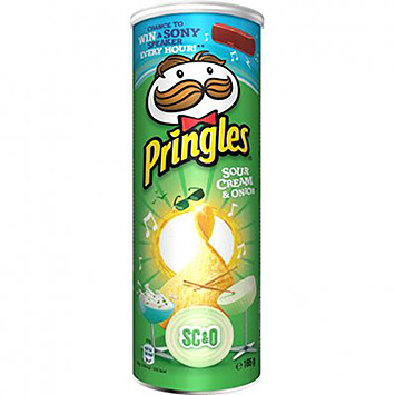 Pringles Sour cream and onion 165g