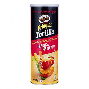 Pringles Tortilla paprika Mexicana 160g