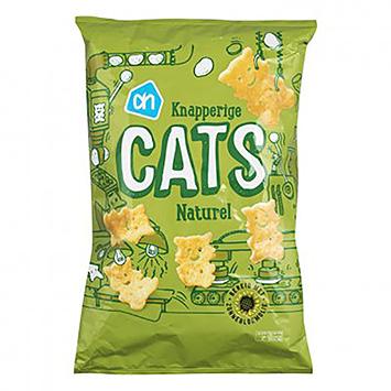 AH Knapperige cats naturel 125g