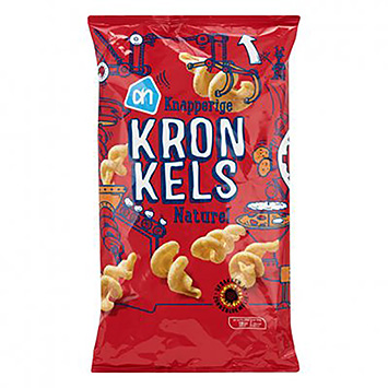AH Knapperige kronkels naturel 110g
