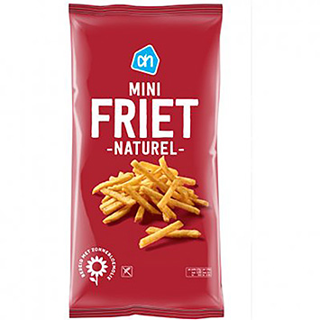 AH Mini fries natural 150g