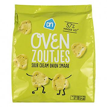 AH Oven salts sour cream onion flavor125g