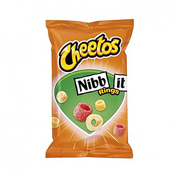 Cheetos Nibb it rings 110g