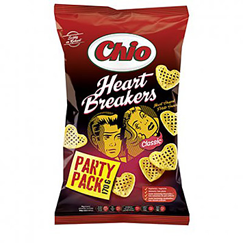 Chio Heartbreakers classic party pack 170g