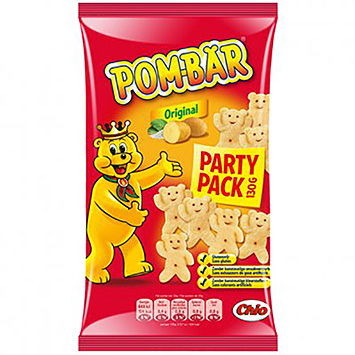 Chio Pom bär original party pack 130g