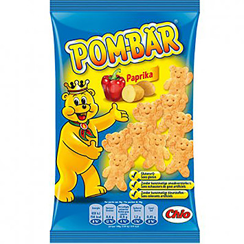 Chio Pom bär paprika 90g