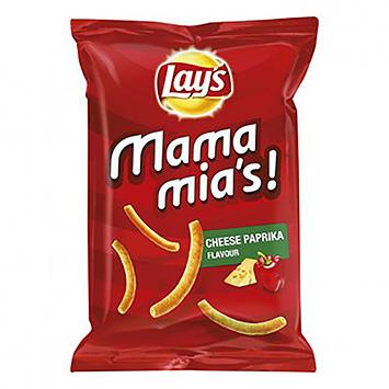 Lay's Mama mia's cheese paprika 125g