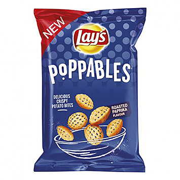 Lay's Poppables roasted bell pepper 100g