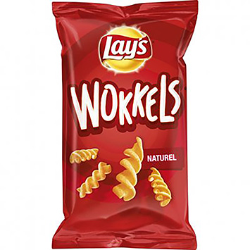 Lay's Wokkels naturel 100g