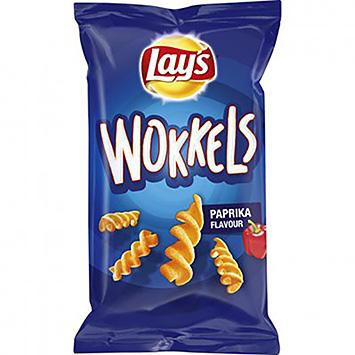 Lay's Wokkels Paprika 100g