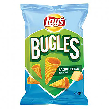 Lay's Bugles nacho cheese 75g