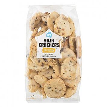 AH Soja crackers gezouten 175g
