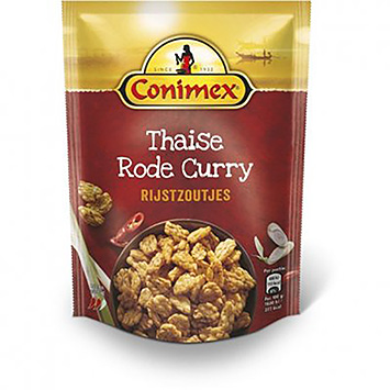 Conimex Thai red curry rice salts 100g