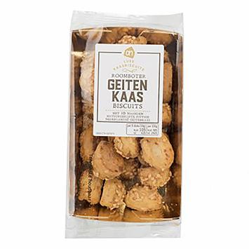 Biscuits au beurre de chèvre AH 100g