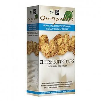 Organics Cheese butterflies 100g
