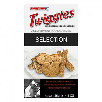 Twiggles Selection 125g