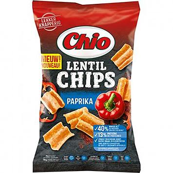 Chio Lentil chips paprika 100g