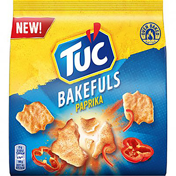 Tuc Bakefuls paprika 80g