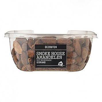AH Smoke house almonds roasted salted 175g