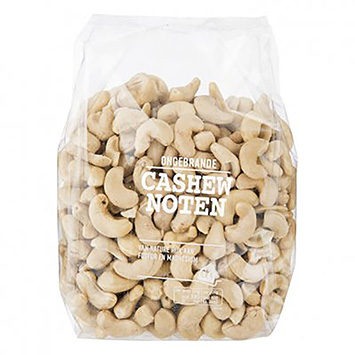 AH Ongebrande cashewnoten 450g