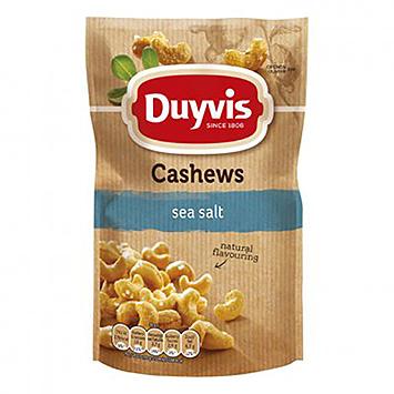Duyvis Cashews sea salt 125g