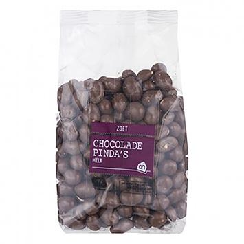 AH Chocoladepinda's melk zoet 350g