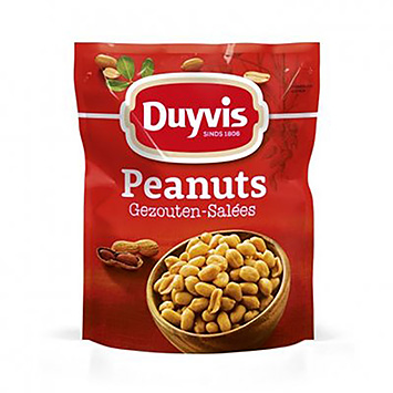 Duyvis Peanuts salted 370g