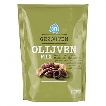 AH Salted olive mix 200g