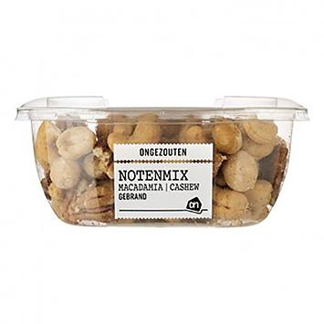 AH Notenmix macadamia cashew gebrand ongezouten 150g