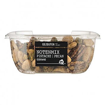 AH Nut mix pistachio pecan roasted salted 150g
