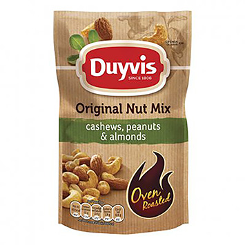 Duyvis Original nut mix oven roasted 125g