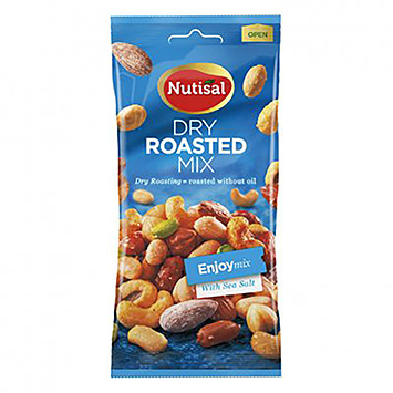Nutisal Dry roasted mix enjoy mix 60g