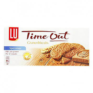 LU Time out granenbiscuits speculaas 171g