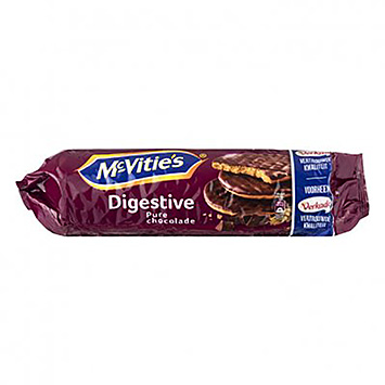 McVitie's Digestive pure chocolade 400g