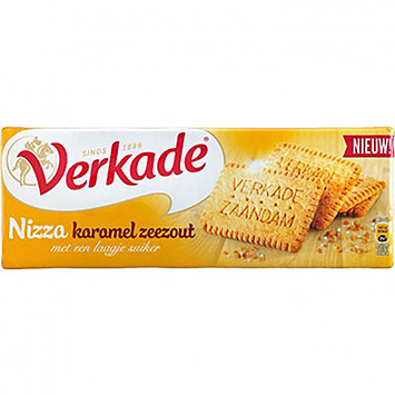 Verkade Nizza caramel sea salt 240g