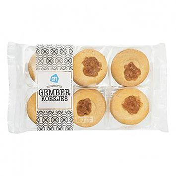 Biscuits au beurre de gingembre AH 175g