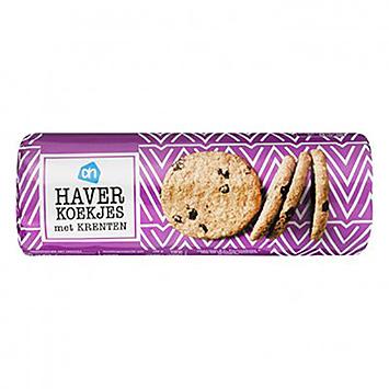 AH Biscuits à l'avoine aux groseilles 300g
