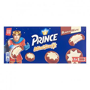 Prince Ministars sort og hvid 187g