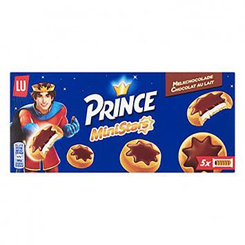 Chocolats au lait Prince Ministars 187g