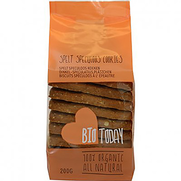 BioToday Spelled biscuit cookies 200g