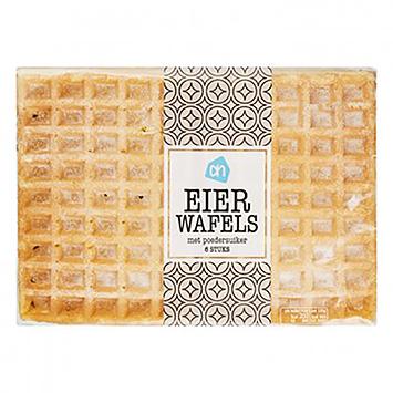 AH Egg waffles 260g