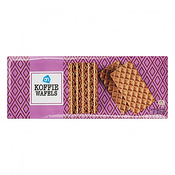 AH Coffee waffles 175g