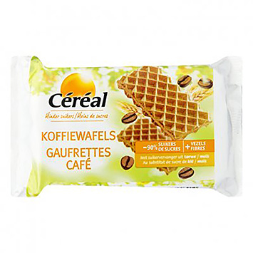 Céréal Coffee Wafers 90g