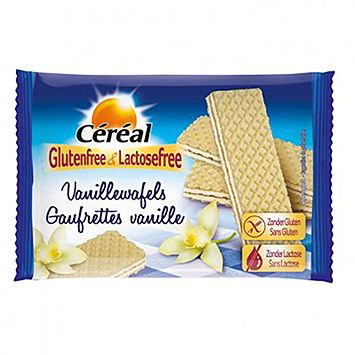 Céréal Vanilla Waffles 125g