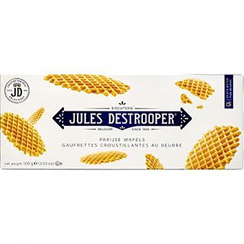 Jules Destrooper Parijse wafels 100g