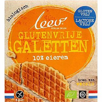 Leev glutenvrije galetten 90g