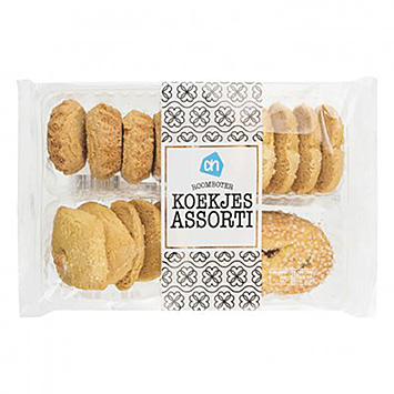 AH Butter biscuits assorted 210g