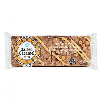 AH Salted caramel tiffin 160g