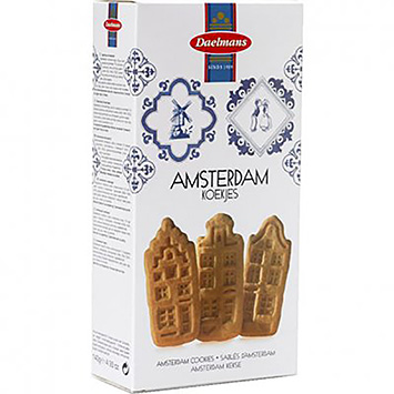 Daelmans Amsterdam koekjes 140g