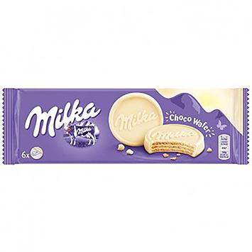 Milka Choco wafer wit 180g